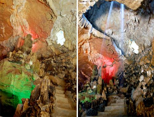 Động Thiên Hà - điểm nhấn của du lịch hang động ở Ninh Bình