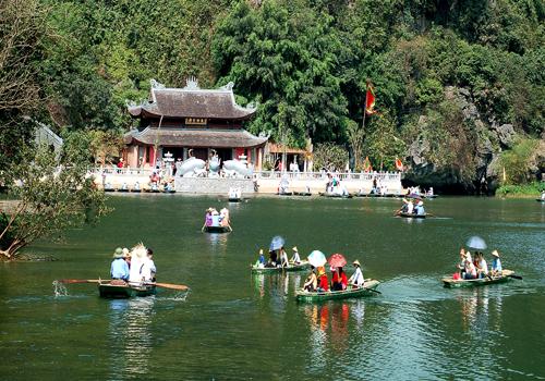 Phủ Đột điểm du lịch Ninh Bình