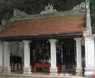 Phủ Khống du lịch Ninh Bình