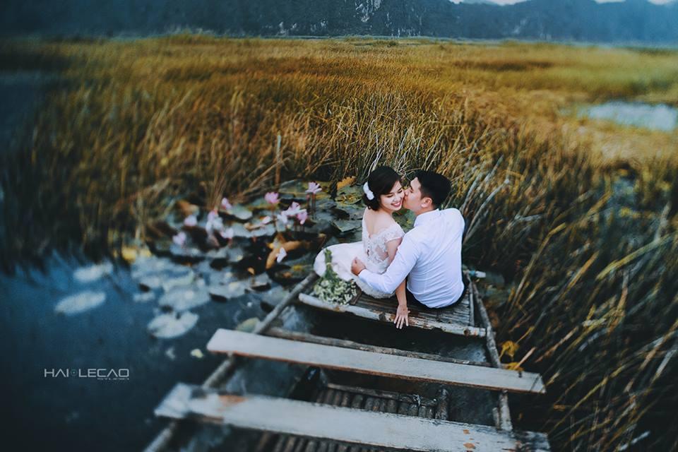 Tràng An điểm chụp ảnh cưới