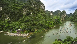 Cố đô Hoa Lư - Tràng An trong chiến lược phát triển du lịch