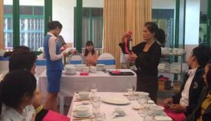 Tổng cục Du lịch tổ chức lớp bồi dưỡng lớp nghiệp vụ tại Ninh Bình