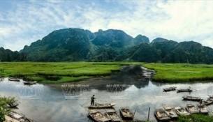 vùng đất ngập nước Vân Long